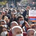 Armeenia opositsioon teatas rahvusliku päästekomitee loomisest: Pašinjan on reetur!