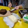 Neli maitsjat kuuest said aru, kumb on kumb. Suurim erinevus on nende arvates margariini soolakas maitse.
