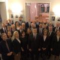 Ratas arutas Soome ettevõtjatega Eestisse investeerimist