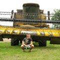 Karl Bussov loodab tuliuuel TTÜ erialal õpitava kohe ka oma Tartumaa talus ellu rakendada.