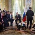 """В Париже началась встреча """"нормандской четверки"""" по Украине"""