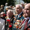 9 мая на Военное кладбище Таллинна прибудут ветераны, духовенство и почетный караул