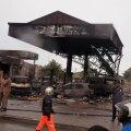 FOTOD ja VIDEO: Ghana bensiinijaama tulekahju ohvrite arv on tõusnud 175-ni