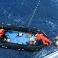Kruiisilaev tegi 1800-kilomeetrise kõrvalepõike üksiku merehädalise päästmiseks