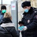 Venemaal tõusis ööpäevane koroonaviirusesse nakatumiste arv üle 3000