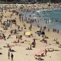 Sydney teatas kuumarekordist