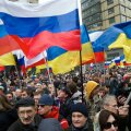 vene ja ukraina lipp