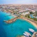 TURISTIDE LEMMIK: Hurghada rannik Egiptuses.