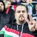 Eesti v Ungari. Jalgpall
