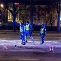 Uusaastaööl jäi Tallinnas vales kohas teed ületades auto alla ilutulestikku vaatama kiirustanud mees.