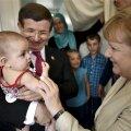 Merkel avaldas toetust ideele luua Süüriasse turvaala, Türgi kavandab maismaaoperatsiooni