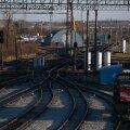 Vagunite sorteerimine Ülemistel lõpetatakse, sest Rail Balticu reisiterminali rajamisega läheb varsti kiireks.