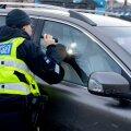 Politseireid Balti jaama turul 12.02.2020