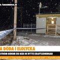 Rootsis hukkus tööõnnetuses 30 000-voldise elektrilöögi läbi kaks Eesti meest