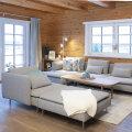 ENNE JA PÄRAST │ Maakodu elutuba sai tänu uuele sisustusele värske hingamise