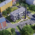 Kuperjanovi 8 asuv arendus.