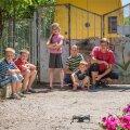 Lillekasvatajate pere Terpinnjas