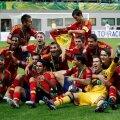 U19 jalgpallikoondis võitis Tallinnas EM-i.