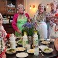 Abja-Paluoja avab laupäeval soome-ugri toidutänava - kunagi varem pole nii palju hõimurahvaid koos süüa teinud