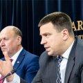 Юри Ратас ответил Марту Хельме: не нужно ставить наше членство в НАТО под сомнение