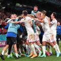 КАК ЭТО БЫЛО | Дания разгромила Россию в матче за выход в 1/8 финала Евро