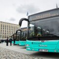 ГЛАВНОЕ ЗА ДЕНЬ: В Ласнамяэ столкнулись грузовик и автобус, президент наградит знаками отличия 112 человек
