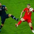 Prantsusmaa vs Belgia MM-i poolfinaalis