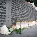 Estonia laevahuku mälestusmärk Tallinnas