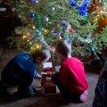 Jõulud oma kodus – tavainimesele nii enesestmõistetav asi, mis kaheksalapselisel Anija valla perel ometi käest libisema kippus. Kümnete heade inimeste abiga sai see siiski võimalikuks.