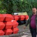 Ukraina julgeolekunõukogu: Vene poolel on Ida-Ukraina konfliktis hukkunud umbes 2000 meest