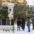 Jaak Joala monumenti ei pruugi järgmisest nädalast saada enam uudistamas käia.