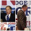 Doug Jones ja Roy Moore