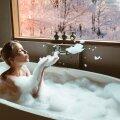 Uuestisünd vannivees. Mida lisada vette, kui vahumäed pole sinu rida?