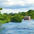 Aprillis nautisime suurvee aega – jõe vesi oli tavalisest 15 m kõrgemal.