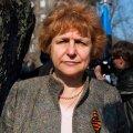 Läti julgeolekuteenistus alustas kriminaaljuurdlust Tatjana Ždanoka üle