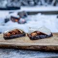 RETSEPT | Grill-leib sprottidega — armastad või mitte, külmaks see sind ei jäta