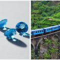 Шри-Ланка решила привлекать туристов драгоценными камнями