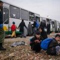 Sloveenia on valmis Horvaatia piirile tara püstitama