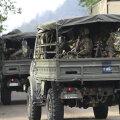VIDEO | Belgias pole klaperjaht ähvarduskirju maha jätnud äärmuslasest sõjaväelasele tulemusi andnud