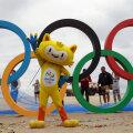 Vinicius, Rio mängude maskott.