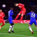 Fußball Champions League Achtelfinale FC Chelsea - FC Bayern München am 25.02.2020 an der Stamford Bridge in London Leo