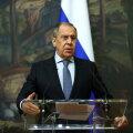 Lavrov: Venemaal on kõik alused arvata, et kogu Navalnõi juhtum on Lääne lavastus