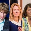 Kaja Kallas, Tanel Kiik ja Kristin Raudsepp, teil on kohe võimalik teha julge ja õige otsus