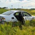 Tartumaal põrkasid kokku kolm autot