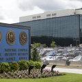 NSA hoone Marylandi osariigis.