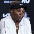 REUTERSI VIDEO   Kas Williams jättis tennisepublikuga hüvasti? Vaata, mida pisarates ameeriklanna pressikonverentsil vastas!