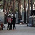 Kreeka põgenikelaagris avastati 20 koroonaviirusega nakatunut ja kehtestati karantiin