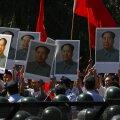Tuhanded hiinlased avaldasid Jaapani vastu meelt