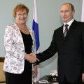 Soome endine president Halonen värskes raamatus: Putin tahtis esimesel kohtumisel Talvesõjast rääkida ja kirus eestlasi