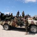 Lahingutegevuses Liibüa pealinna Tripoli lähedal on hukkunud 21 inimest